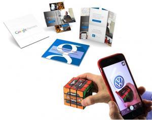 rubiks cube AR and folding card jpg
