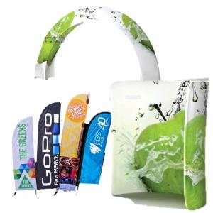 curved arch displays and banners jpg